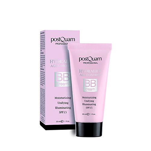 Postquam | BB Cream Hidratante e Iluminadora con Filtro Solar SPF15, 30ML