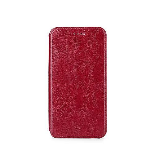 zhaojjd KFGRD Caso Para HUAWEI Honor 6C PRO Teléfono Caso Cubierta KFGRD (rojo)