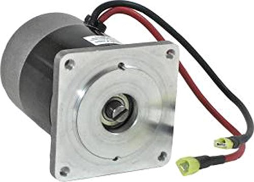 Rareelectrical NEW AUGER MOTOR COMPATIBLE WITH SALT DOGG SHPE SERIES HOPPER SPREADERS 3012431 3006832 3006833