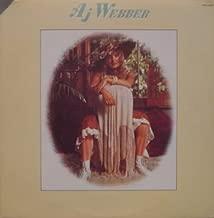 A.J. Webber - Self-Titled LP - DJ White Label