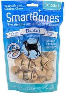 SmartBones Mini Dental Chews (16 Pack)