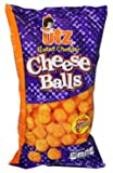 UTZ Cheese Balls, 4 Oz Bags (Pack of 4)