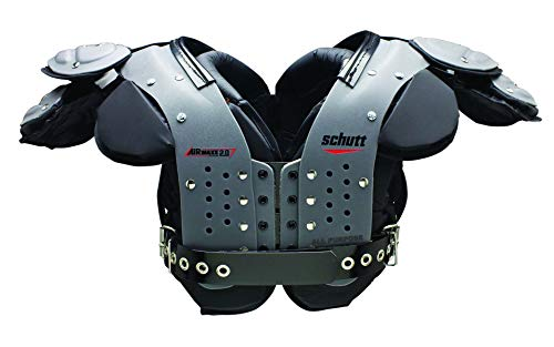 Schutt Sports Air Maxx Flex 2.0 All Purpose Shoulder Pad, Medium
