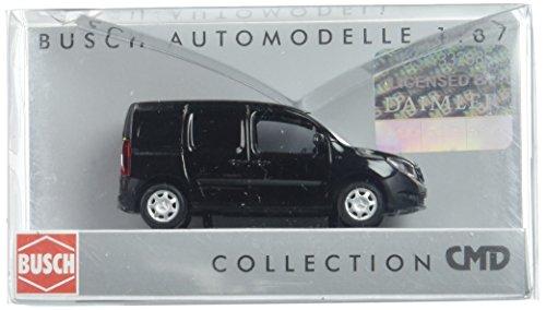 Busch Voitures - BUV50603 - Modélisme - Mercedes-Benz - Citan Fourgonnette - Noir Métallisé