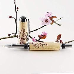 Wooden Handmade Pen from Ireland ~ wooden ink pens