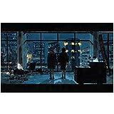 Gopfl Art Fight Club Brad Pitt Edward Norton Wohnzimmer