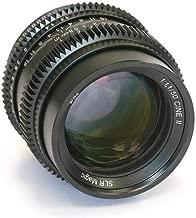 SLR Magic CINE II 50mm f/1.1 Lens for Sony FE Mount