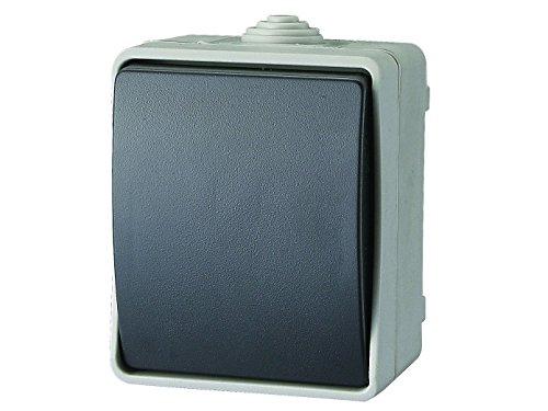 Aufputz-Schalter / Wechselschalter für den Außenbereich, Aquatop, GAO, 9670