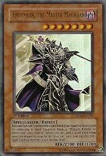 Yu-Gi-Oh! - Endymion, the Master Magician (SDSC-EN001) - Structure Deck Spellcasters Command - Unlimited Edition - Ultra Rare by Yu-Gi-Oh!
