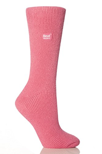 Heat Holders Thermal Socks, Women's Original, US Shoe Size 5-9, Pink