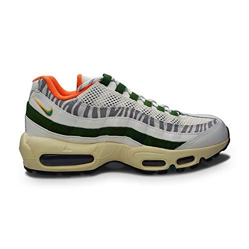 Nike Hombres Air Max 95 ERA - CZ9723 100 - Sail Green Forest, color Beige, talla 43 EU