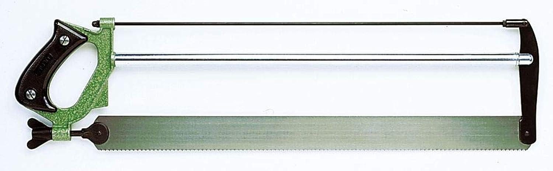 Spannsäge für Eisen, NE-Metalle u. dünnere Kunststoffe für Gehrungssäge 352, Länge 550 mm B004VQ8LA0 | Düsseldorf Eröffnung