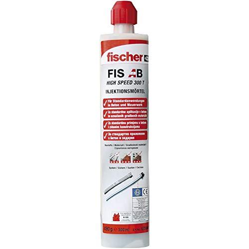 FISCHER 535648 FIS AB W 300 T Injektionsmörtel 300ml Winterausführung