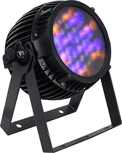 Amazing Deal Blizzard Lighting Tournado Zoom Rgbaw, Black