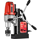 Mophorn 980W Magnetic Drill Press with 1-1/3 Inch (35mm) Boring Diameter Magnetic Drill Pr...