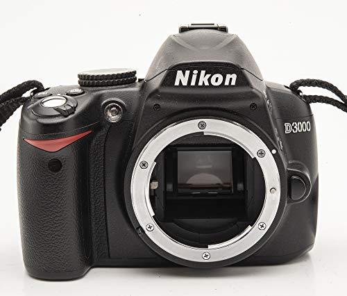 Nikon D3000 D-3000 D 3000 DSLR Gehäuse...
