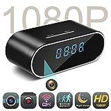 Spy Camera,MCSTREE Hidden Camera in Clock WiFi Hidden Cameras 1080P...