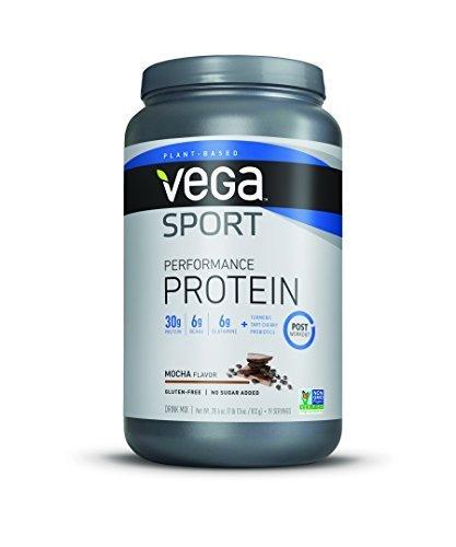 Vega Sport Performance Protein Powder, Mocha, 28.6oz by Vega
