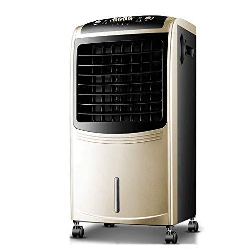 XPfj Aire Cooler Aire Acondicionado Ventilador Refrigeración Inicio Solo Control Remoto frío (Color: Mecánico) Enfriadores evaporativos (Color : Mechanical)