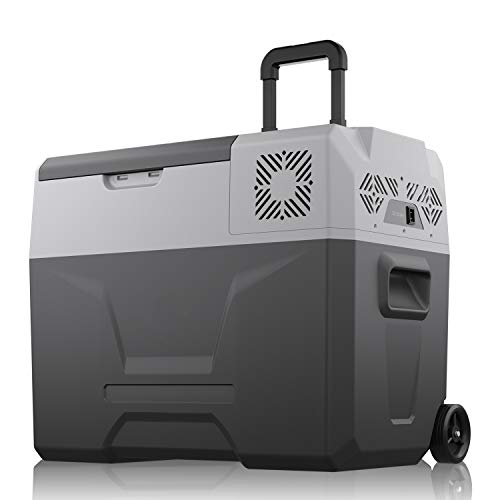 Best portable freezer on wheels