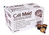 120 Cafà Maid lujo porciones Coffee Creamer, Larga Vida Individuales