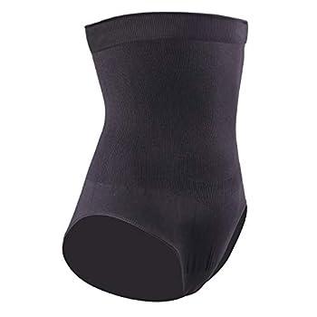 DREAM SLIM Women s High-Waist Seamless Body Shaper Briefs Firm Tummy Control Slimming Shapewear Panties Girdle Underwear  Black XXXL