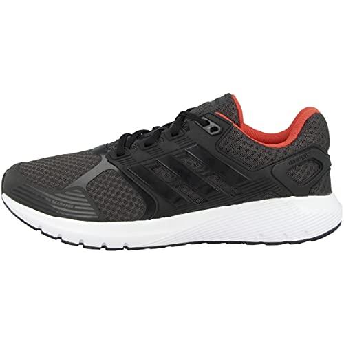 adidas Herren Duramo 8 Fitnessschuhe, Grau (Carbon/Negbas/Roalre 000), 43 1/3 EU