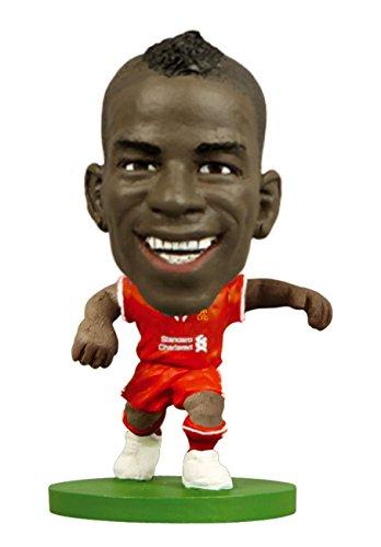 SoccerStarz Liverpool Mario Balotelli Mini-Figur in Heimausrüstung