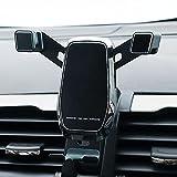 Dongxiang Accesorios para AutomóViles para Ford Mondeo 2013-2017 HíBrido Soporte para TeléFono MóVil, Soporte para TeléFono De Coche De NavegacióN Interior Modificado