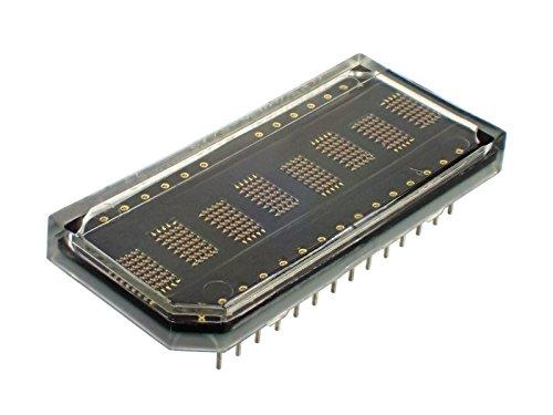 HP(Hewlett Packard) 汎用品 8桁 5×7 ドットマトリクス LED 英数字 ディスプレイ 緑 HDSP-2113