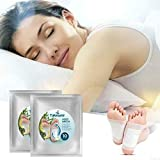 Foot Pads - Natural Cleansing Foot Pads for Foot Care Sleeping & Anti-Stress Relief