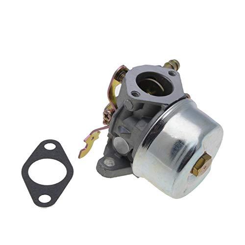 Jardiaffaires Carburateur Adaptable Tecumseh OHH50 à OHH65 et OH195 Nouveau modèle