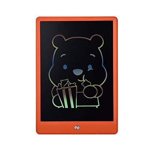 TnSok Portátil Mini Tablero de Escritura a Mano cojín de la Tabla de Dibujo Creativo Colorido 10...