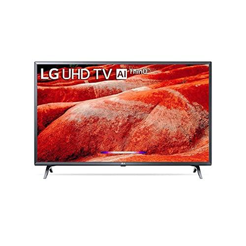LG 109.2 cm (43 Inches) 4K Ultra HD Smart LED TV 43UM7790PTA (Black) (2021 Model)