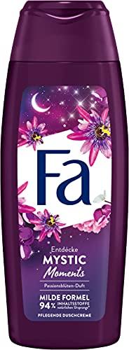 Fa Pflegendes Duschgel Mystic Moments mit dem edlen, verzaubernden Duft von Passionsblüten, 250 ml