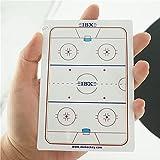 LXF Tablero de Entrenamiento de Entrenador de Hockey sobre Hielo,...