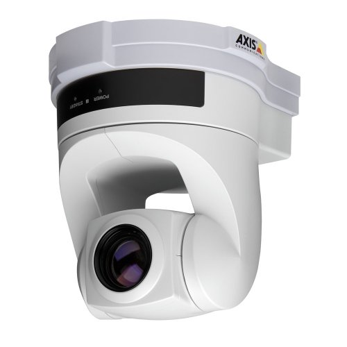 Axis 214 PTZ Webcam weiß (30 pps, 18 x, 12 x, 4,1-73,8 mm, 0,3 lx, Weiß