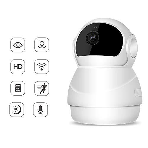 OWEM 1080P HD IP-Kamera, Wireless WiFi-Überwachungskamera Für Den Innenbereich Mit Nachtsicht Und Bewegungserkennung, Innenmonitor Für Baby-Haustier