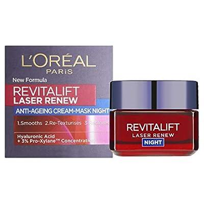 L'Oreal Revivalift Night Cream, 50 ml by Loreal