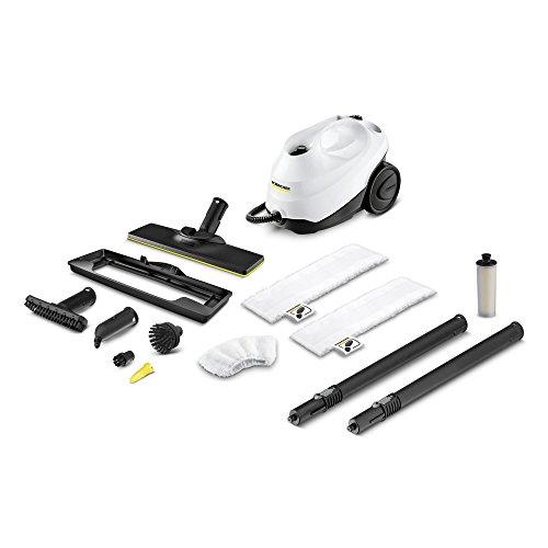 Kärcher SC 3 EasyFix Premium stoomreiniger 1 l zwart, wit 1900 W