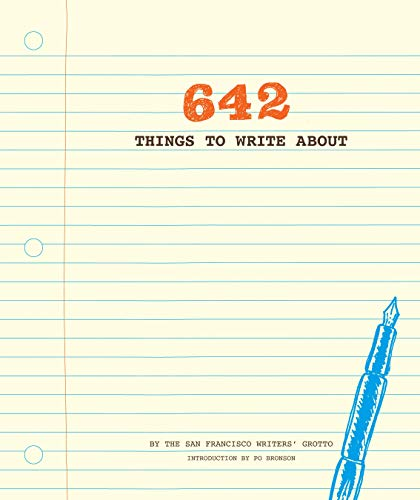 642 Things to Write About: (Guided Journal, Creative Writing, Writing Prompt Journal)
