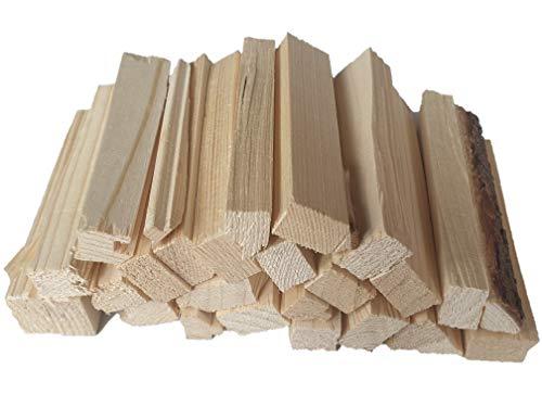 Vertiflower® 25 kg trockenes ofenfertiges Anfeuerholz - Lieferung KOSTENLOS - Anzündholz Anmachholz Kaminholz Feuerholz Grillholz Brennholz