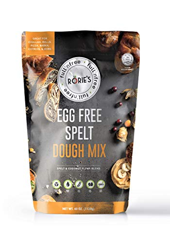 Rories Egg Free Spelt Dough Mix (40 oz)