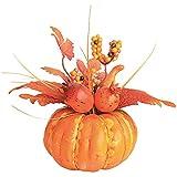 Artificiales Calabaza Artificiales Decoracion Otoño Calabazas Otoño Artificiales Halloween Calabazas Falsas de Halloween Decoracion Otoño Calabaza de Thanksgiving Decoración, Pomegranate Pumpkin