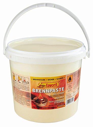 Favorit Brennpaste 3 kg / 4 Liter Eimer