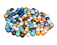 Top quality use for aquarium and for playing SALE FOR - Lot of 50 Pieces ; COLOR - Multicolor Shining Marbles Can be use as show piece in acquarium
