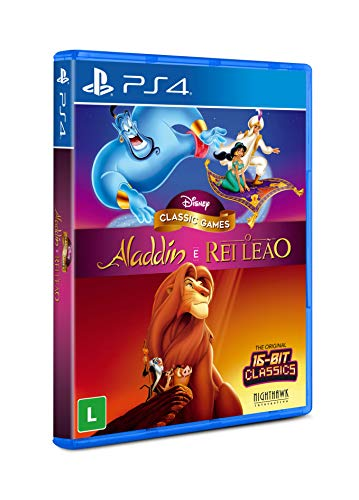 Aladdin e o Rei Leão PS4
