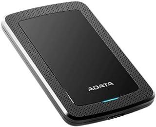 ADATA USB 3.2 Gen 1対応 ポータブルハードディスク 1.0TB AHV300T-1TU31-CBK