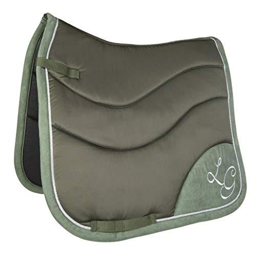 HKM SPORTS EQUIPMENT Lauria Garrelli Schabracke -Glorenza Classic-, Farbe:5900 dunkelgrün, Größe:Vielseitigkeit