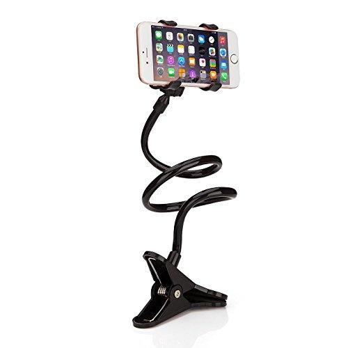 DaoRier Universal 360 Grados Lazy Soporte para teléfono móvil Flexible Mesa Cama...